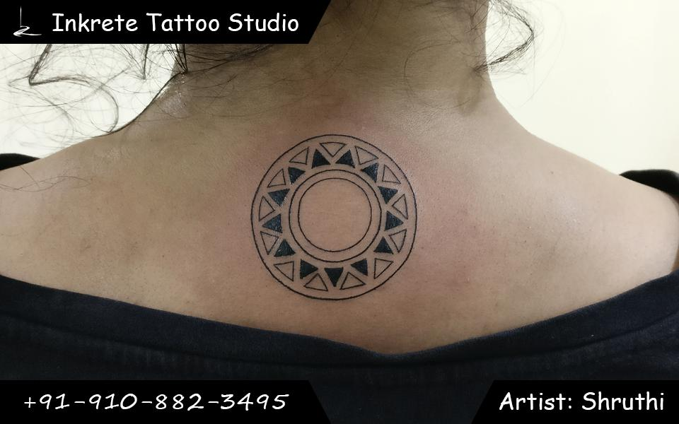 geometric tattoo, Small tattoo ideas